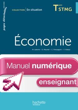 En Situation Economie Term. STMG - Manuel numérique enseignant simple - Ed. 2013