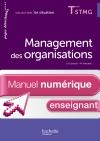 En Situation Management des organisations Term. STMG - Manuel numérique enseignant simple - Ed. 2013