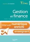 En Situation Gestion et Finance Term. STMG - Manuel numérique enseignant enrichi - Ed. 2013
