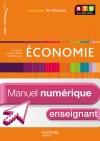 En situation Economie BTS 2e année - Manuel numérique enseignant simple - Ed. 2013
