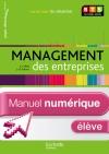En Situation Management des entreprises BTS 2e année - Manuel numérique élève simple - Ed. 2013