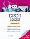 Objectif DCG Droit social 2014 2015