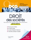 Objectif DCG Droit des sociétés 2014 2015