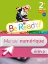 Be ready! 2de Bac Pro - Manuel numérique élève simple - Ed. 2014