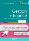 Conso Gestion finance Term STMG - En situation - Manuel numérique enseignant simple - Ed. 2014