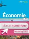 Economie BTS 1re année - Enjeux et Repères - Manuel numérique enseignant simple - Ed. 2014