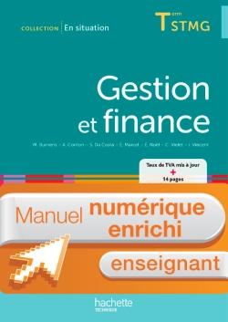 Conso Gestion finance Term STMG - En situation - Manuel numérique enseignant enrichi - Ed. 2014