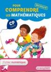 Pour comprendre les mathématiques CP - Fichier élève numérique simple version enseignant - Ed 2014