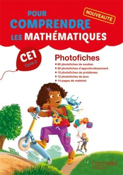 Pour comprendre les mathématiques CE1 - Photofiches - Ed. 2014