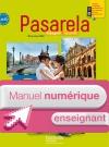 Manuel numérique espagnol Pasarela Seconde - Licence enseignant - Edition 2014
