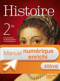 Manuel numérique Histoire 2de - Licence élève - Edition 2014