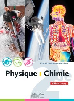 Physique-Chimie 2de grand format - Edition 2014