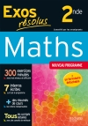 Exos résolus - Maths 2de