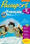 Passeport - Français de la 5e à la 4e