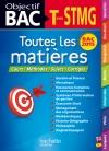 Objectif Bac Toutes les matières Tle STMG