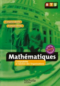 Mathématiques, BTS CGO, Livre élève, éd. 2001
