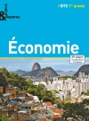 Enjeux et Repères Economie BTS 1re année - Livre élève - Ed. 2014