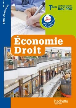 Économie - Droit Term. Bac Pro - Livre élève - Ed. 2012