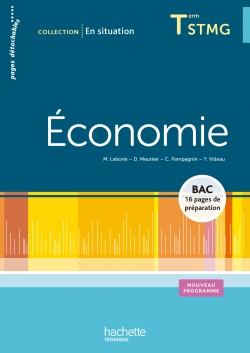 En situation Économie Terminale STMG - Livre élève - Ed. 2013