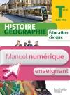 Histoire Géographie Terminale Bac Pro - Manuel numérique enseignant simple - Ed. 2014
