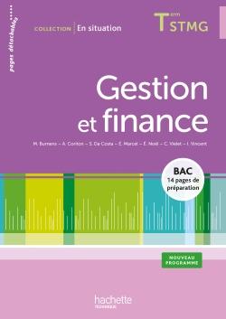 Gestion et finance Terminale STMG - Livre élève consommable - Ed.2013
