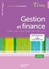 Gestion et finance Terminale STMG - En situation - Livre élève consommable - Ed. 2014