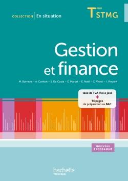 Gestion et finance Terminale STMG - En situation - Livre élève - Ed. 2014