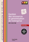 Gestion ressources (A5.1 - A5.2 et A6) BTS ASSISTANT PME-PMI - Livre élève - Ed. 2014