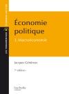 Économie politique - Tome 3 - Macroéconomie