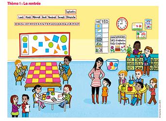 Pour comprendre les mathématiques Grande Section - Posters - Ed. 2015