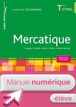 EN SITUATION Mercatique Terminale STMG - Manuel numérique élève simple - Ed. 2015
