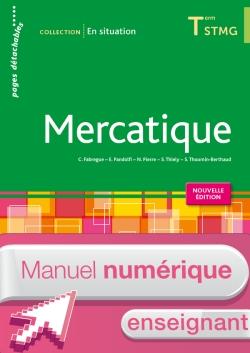 EN SITUATION Mercatique Terminale STMG - Manuel numérique enseignant simple - Ed. 2015
