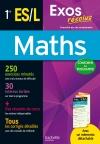 Exos Resolus Maths 1Res Es/L