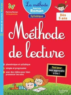 Méthode Patricia Roman - Méthode De Lecture dès 5 ans