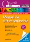 Objectif Concours - Manuel de culture territoriale