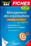 Objectif Bac Fiches Management 1re et Term STMG