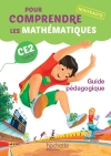 Pour comprendre les mathématiques CE2 - Guide pédagogique du manuel élève - Ed. 2015