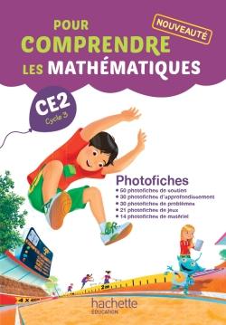 Pour comprendre les mathématiques CE2 - Photofiches - Ed. 2015