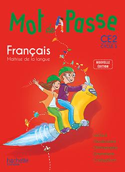 Mot de Passe Français CE2 - ePub simple homothétique version élève - Ed. 2015