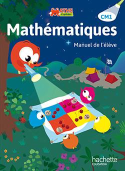 Maths Explicites CM1 - manuel numérique simple élève - Ed. 2015