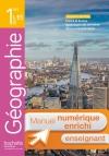 Manuel numérique Géographie 1re ES / L / S - Licence enseignant enrichie - Edition 2015