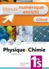 Manuel numérique Physique-Chimie 1re S - Licence élève - Edition 2015