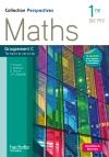Perspectives Maths 1re Bac Pro Tertiaire (C) - Livre élève - Ed. 2015