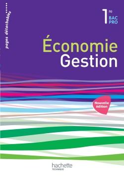 Économie-Gestion 1re Bac Pro - Livre élève - Ed. 2015