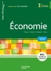 En situation Économie 1re STMG - Livre élève consommable - Ed. 2015