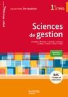 En situation Sciences de gestion 1re STMG - Livre élève consommable - Ed. 2015