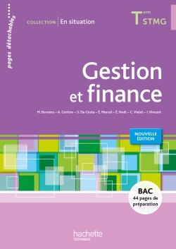 Gestion et finance Terminale STMG - En situation - Livre élève consommable - Ed. 2015