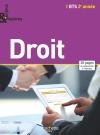 Enjeux et Repères Droit BTS 2e année - Livre élève - Ed. 2015
