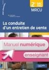La conduite entretien de vente 2de Bac Pro - Manuel numérique enseignant simple - Ed. 2015