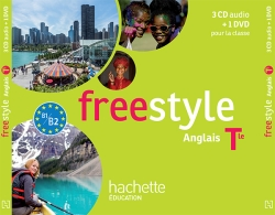 Freestyle anglais Terminale - Coffret CD/DVD classe - éd. 2016